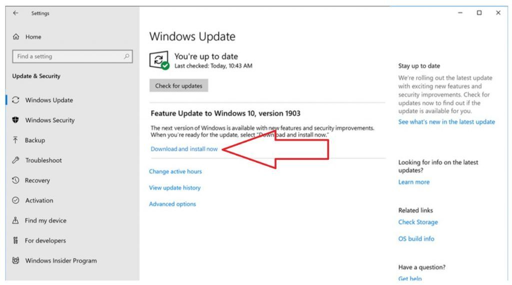 Install-All-Available-Windows-Updates